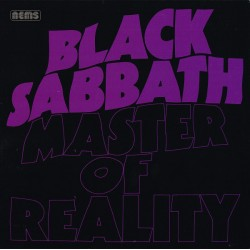 Black Sabbath – Master Of Reality - LP inyl Album - Coloured Edition