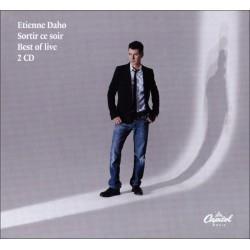 Etienne Daho ‎– Sortir Ce Soir - Best Of Live Double CD Limited Edition