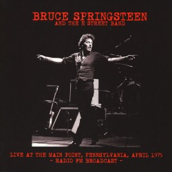 Bruce Springsteen & The E Street Band - Live At The Main Point 1975 - LP Vinyl Album
