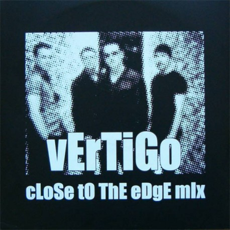 U2 – Vertigo - Close To The Edge Mix - Maxi Vinyl 12 inches
