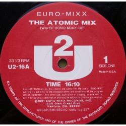 U2 – The Atomic Mix - Maxi Vinyl 12 inches