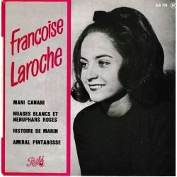 Françoise Laroche - Mani Canani - Vinyl 7 inches - EP 45 RPM