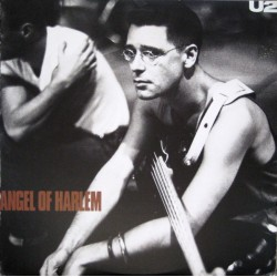 U2 ‎– Angel Of Harlem - Maxi Vinyl 12 inches USA
