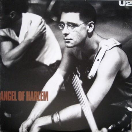 U2 – Angel Of Harlem - Maxi Vinyl 12 inches USA
