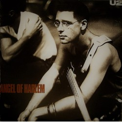 U2 ‎– Angel Of Harlem - Maxi Vinyl 12 inches Italy