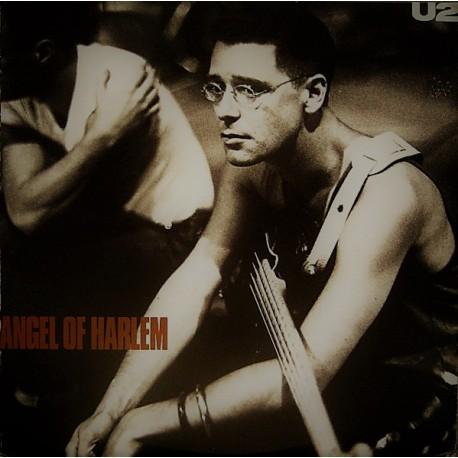 U2 – Angel Of Harlem - Maxi Vinyl 12 inches Italy