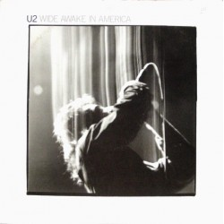 U2 ‎– Wide Awake In America - Maxi Vinyl 12 inches USA