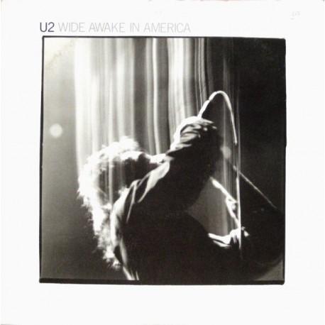 U2 – Wide Awake In America - Maxi Vinyl 12 inches USA