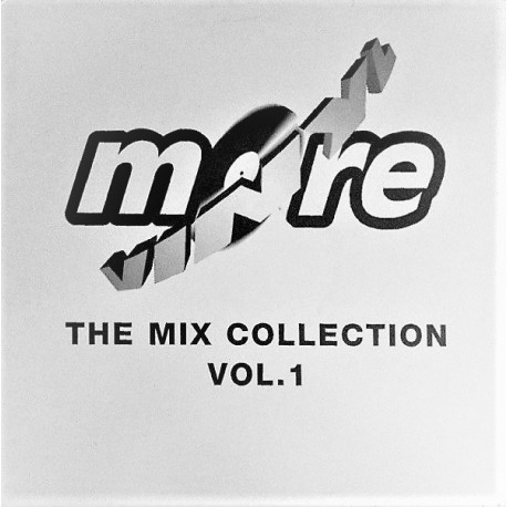 The Mix Collection Vol.1 - Compilation - Maxi Vinyl 12 inches Promo