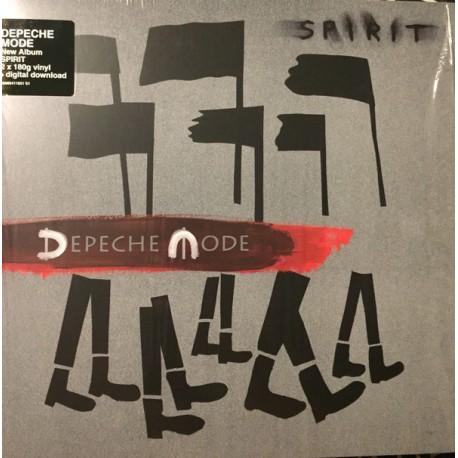 Depeche Mode – Spirit - Double Lp Vinyl Albumb+ Digital Download