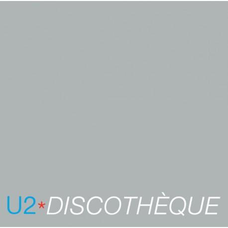 U2 – Discothèque - Triple Vinyl Promo - Maxi 12 inches