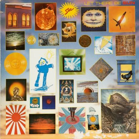 Sun – Let There Be Sun - LP Vinyl Album USA