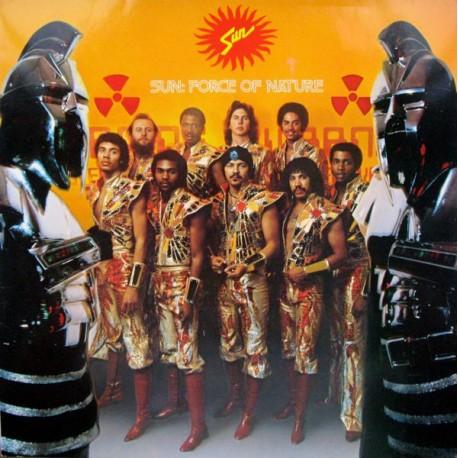 Sun – Force Of Nature - LP Vinyl Album