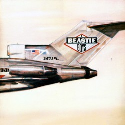Beastie Boys ‎– Licensed To Ill - 30th Anniversary Edition - LP Vinyl Album