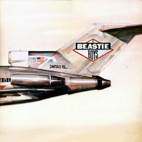 Beastie Boys – Licensed To Ill - 30th Anniversary Edition - LP Vinyl Album