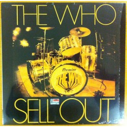 The Who ‎– The Who Sell Out - LP Vinyl Album