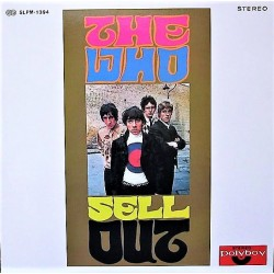 The Who ‎– Sell Out-Takes - LP Vinyl Album