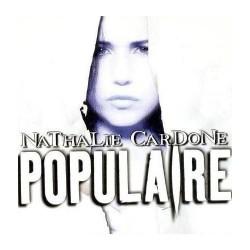 Nathalie Cardone – Populaire - CD Single 2 Tracks