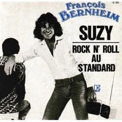 François Bernheim - Suzy - SP Vinyl 45 RPM - 7 inches