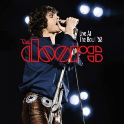 The Doors ‎– Live At The Bowl '68 - Double LP Vinyl Album - Edition 180 Gr.