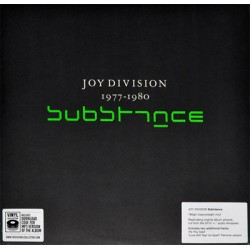 Joy Division ‎– Substance - Double LP Vinyl Album + MP3 Code