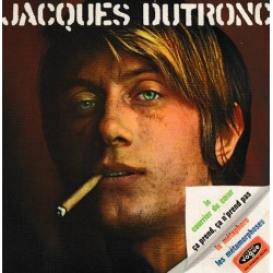 Jacques Dutronc ‎– Le Courrier Du Cœur - EP Vinyl 45 RPM - 7 inches