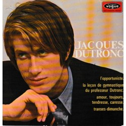 Jacques Dutronc ‎– L'Opportuniste - EP Vinyl 45 RPM - 7 inches