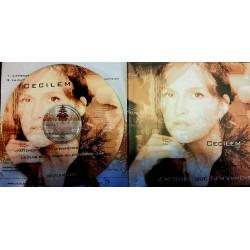 Cecilem - J'attends Que Tu M'Emmènes - CDr Single Promo 2 Tracks