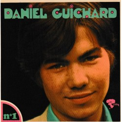 Daniel Guichard ‎– N°1- EP Vinyl 45 RPM - 7 inches