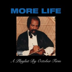 Drake ‎– More Life: A Playlist By October Firm - Double LP Vinyl Album