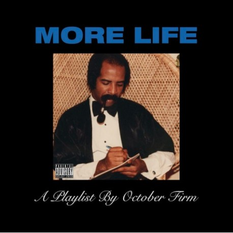Drake – More Life: A Playlist By October Firm - Double LP Vinyl Album