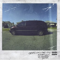 Kendrick Lamar ‎– Good Kid, m.A.A.d City - Double LP Vinyl Album