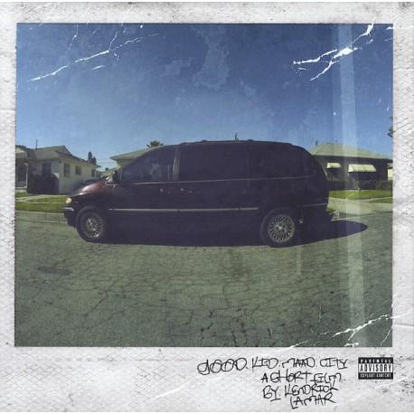 Kendrick Lamar – Good Kid, m.A.A.d City - Double LP Vinyl Album