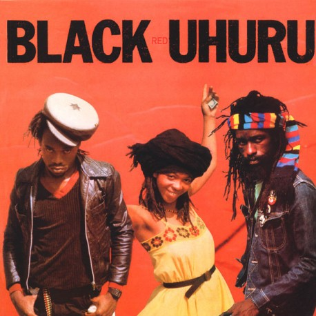 Black Uhuru ‎- Red - LP Vinyl Album + MP3 Code