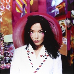 Björk ‎– Post - LP Vinyl Album + MP3 Code