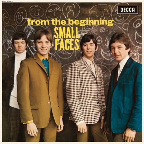 Small Faces ‎– From The Beginning - LP Vinyl album + MP3 Code