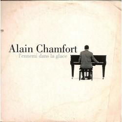 Alain Chamfort – L'Ennemi Dans La Glace - CD Single 2 Tracks