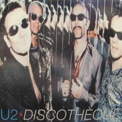 U2 – Discothèque - Maxi Vinyl 12 inches