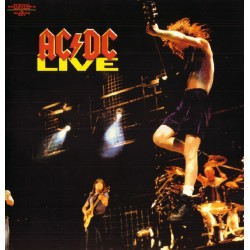 AC/DC ‎- Live - Double LP Vinyl Album - Special Collector Edition