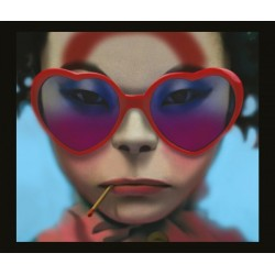 Gorillaz - Humanz - Double LP Vinyl Album + MP3 Code