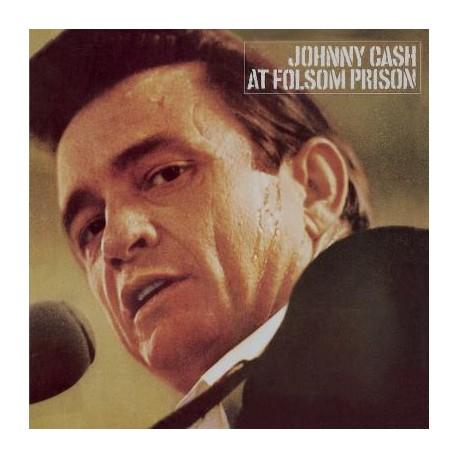 Johnny Cash – At Folsom Prison - Double LP Vinyl Album - Edition 180 Gr