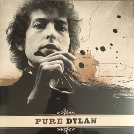 Bob Dylan – Pure Dylan - An Intimate Look At Bob Dylan - Double LP Vinyl Album