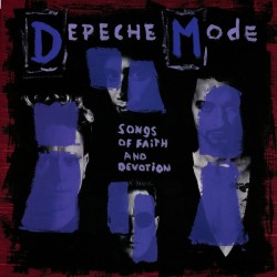 Depeche Mode ‎– Songs Of Faith And Devotion - LP Vinyl Album