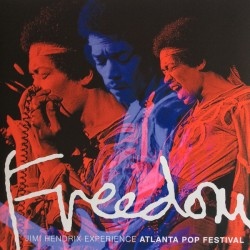 Jimi Hendrix Experience ‎– Freedom Atlanta Pop Festival - Double LP Vinyl Album