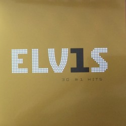 Elvis Presley ‎– ELV1S - 30 1 Hits - Double LP Vinyl Album