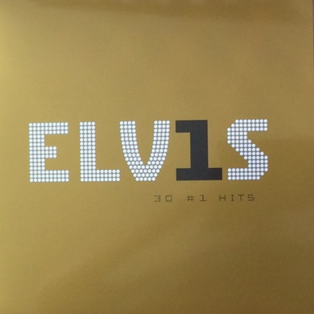 Elvis Presley – ELV1S - 30 1 Hits - Double LP Vinyl Album