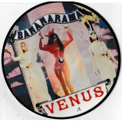Bananarama ‎– Venus - Vinyl 45 RPM 7 inches - Picture Disc