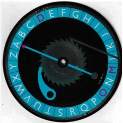 Orchestral Manoeuvres In The Dark ‎– Telegraph - Vinyl 45 RPM Picture Disc