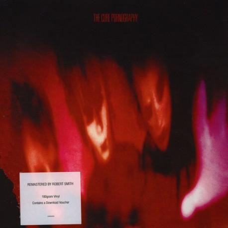 The Cure – Pornography - LP Vinyl Album + MP3 Code - Edition 180 Gr
