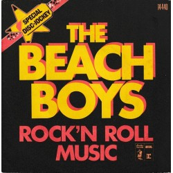 The Beach Boys ‎– Rock'n Roll Music - Vinyl 45 tours - SP 7 inches